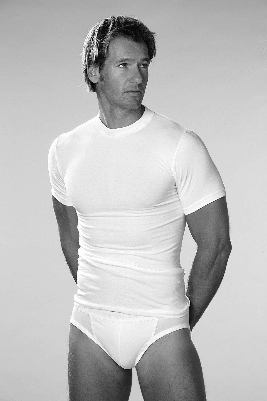 T-shirt-ronde-hals