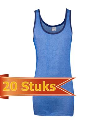 Heren Beeren ondergoed singlet M2000 (20 stuks)